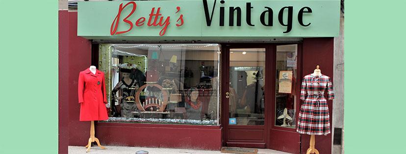 Betty's vintage