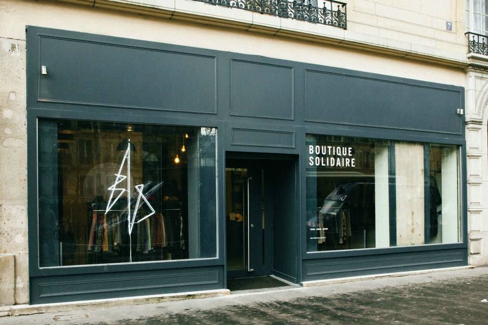 BIS Boutique Solidaire - Lamartine