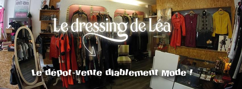 Le dressing de Léa